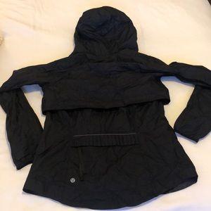 lululemon athletica Jackets & Coats - Lululemon 2-in-1 Running jacket and Vest size 4